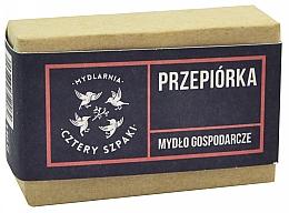 Perfumería y cosmética Jabón artesano vegano con aceite de oliva y coco - Cztery Szpaki