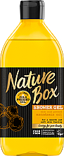 Perfumería y cosmética Gel de ducha con aceite de macadamia - Nature Box Macadamia Oil Shower Gel