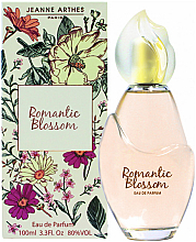 Perfumería y cosmética Jeanne Arthes Romantic Blossom - Eau de parfum