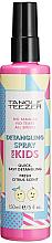 Perfumería y cosmética Spray desenredante infantil con aroma cítrico - Tangle Teezer Detangling Spray Kids