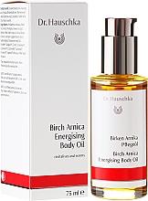 Perfumería y cosmética Aceite corporal con abedul y árnica - Dr. Hauschka Birch Arnica Energising Body Oil