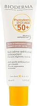 Perfumería y cosmética Gel crema facial antiimanchas de protecciión solar con centella asiática, SPF 50+ - Bioderma Photoderm Spot-Age SPF 50+