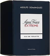 Perfumería y cosmética Adolfo Dominguez Agua Fresca Extreme - Eau de toilette