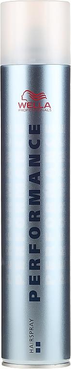 Laca para cabello, fijación extra fuerte - Wella Professionals Performance Hairspray