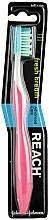 Perfumería y cosmética Cepillo dental blando, rosa - Reach Fresh Breath Soft