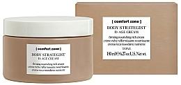 Perfumería y cosmética Crema reafirmante nutritiva con aceite orgánico de tamanu - Comfort Zone Body Strategist D-Age Cream
