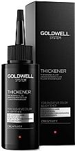 Perfumería y cosmética Fluido espesante de cabello para color oxidativo y aclarador de uso profesional sin amoníaco - Goldwell System Thickening Fluid For Oxidative Color And Lightener