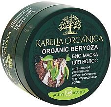 Perfumería y cosmética Bio mascarilla para cabello regeneradora con abedul orgánico - Fratti HB Karelia Organica