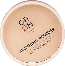 Perfumería y cosmética Polvo compacto orgánico matificante y fijador de base de maquillaje - GRN Finishing Powder