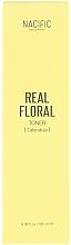 Perfumería y cosmética Tónico facial calmante con extractos de caléndula y centella asiática - Nacific Real Floral Calendula Toner