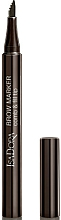 Perfumería y cosmética Delineador de cejas líquido mineral con un aplicador preciso de tres puntas - IsaDora Brow Marker Comb & Fill Tip