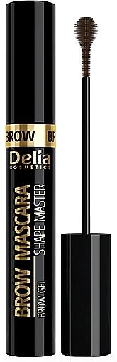 Máscara para cejas - Delia Shape Master Eyebrow Mascara
