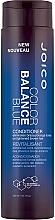 Perfumería y cosmética Acondicionador eliminador de tonos cobrizos y anaranjados - Joico Color Balance Blue Conditioner
