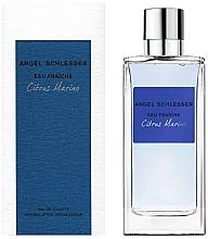 Perfumería y cosmética Angel Schlesser Eau Fraiche Citrus Marino - Eau de toilette