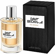 Perfumería y cosmética David Beckham Classic - Eau de toilette