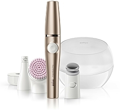 Perfumería y cosmética Depiladora facial recargable, color bronceado - Braun FaceSpa Pro 921