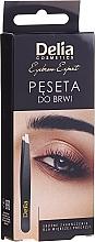 Perfumería y cosmética Pinza para cejas - Delia Cosmetics Eyebrow Expert