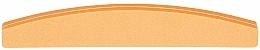 Perfumería y cosmética Lima de uñas semicírculo 100\180, naranja - Tools For Beauty