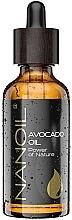 Perfumería y cosmética Aceite de aguacate para cuerpo, rostro y cabello - Nanoil Body Face and Hair Avocado Oil