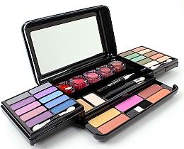 Perfumería y cosmética Set de maquillaje - Makeup Trading Schmink Set 51 Teile Exclusive Complete Makeup Palette