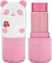 Perfumería y cosmética Barra labial hidratante con aceite de rosa - Tony Moly Panda's Dream Rose Oil Moisture Stick
