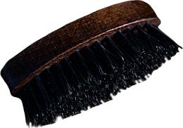 Perfumería y cosmética Cepillo para barba de haya, oscuro - RareCraft