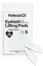 Perfumería y cosmética Almohadillas de silicona para elevación de pestañas, S, 2uds. (recambio) - RefectoCil Eyelash Lifting Pads S refill