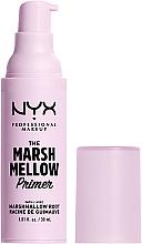 Perfumería y cosmética Prebase de maquillaje - NYX Professional The Marshmellow Smoothing Primer