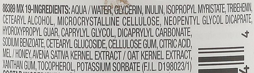 Leche para peinar el cabello con infusión de miel y avena - Biolage R.A.W. Smoothing Styling Milk — imagen N3
