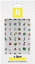 Perfumería y cosmética Pegatinas para uñas - Hi Hybrid Vibes Nail Stickers