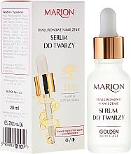 Perfumería y cosmética Sérum facial hidratante con ácido hialurónico - Marion Golden Skin Care
