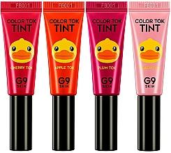 Perfumería y cosmética Tinte labial - G9Skin Color Tok Tint