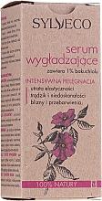 Perfumería y cosmética Sérum facial suavizante con aceites de argán y rosa - Sylveco Smoothing Serum