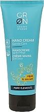 Perfumería y cosmética Crema de manos con extracto de algas y sal marina - GRN Alga & Sea Salt Hand Cream