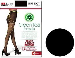 Perfumería y cosmética Pantis Slim Body, 15 Den, negro - Adrian