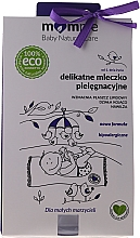 Perfumería y cosmética Leche corporal hipoalergénica para bebés con aceite de almendras dulces - Momme Baby Natural Care Body Milk