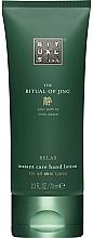 Perfumería y cosmética Loción para manos calmante con loto sagrado & jujube - Rituals The Ritual of Jing Hand Lotion
