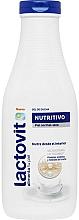 Perfumería y cosmética Gel de ducha nutritivo para piel normal-seca - Lactovit Nourishing Shower Gel