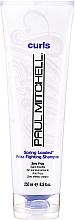 Perfumería y cosmética Champú antiencrespamiento con aceite de soja - Paul Mitchell Zero Frizz Spring Loaded Frizz-Fighting Shampoo