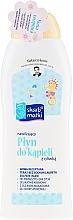Perfumería y cosmética Espuma de baño con oliva - Skarb Matki Moisturizing Bath Liquid With Olive