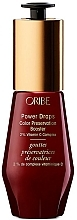 Perfumería y cosmética Potenciador de preservación del color del cabello, con vitamina C - Oribe Power Drops Color Preservation Booster