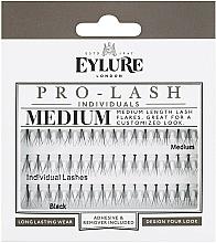 Perfumería y cosmética Pestañas postizas individuales - Eylure Black Individual Pro Medium Length Lashes