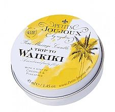 Perfumería y cosmética Vela de masaje con aroma a piña colada - Petits JouJoux Mini A Trip To Waikiki