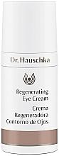 Perfumería y cosmética Crema para contorno de ojos regeneradora - Dr. Hauschka Regenerating Eye Cream Minimizes Fine Lines and Wrinkles