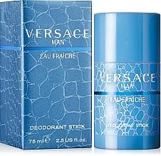 Perfumería y cosmética Versace Man Eau Fraiche - Desodorante stick