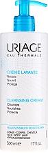 Perfumería y cosmética Crema de lavado hipoalergénica para rostro, cuerpo y cabello - Uriage Cleansing Cream