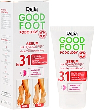 Perfumería y cosmética Sérum hidratante y nutritivo para pies con urea y glicerina - Delia Good Foot