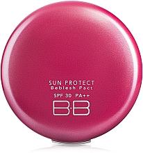 Perfumería y cosmética Polvo de maquillaje BB con borla SPF30 - Skin79 Sun Protect Beblesh Pact SPF30 PA++