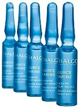 Perfumería y cosmética Concentrado facial contra los signos de fatiga con ácido glicólico y cítrico - Thalgo Absolute Radiance Concentrate