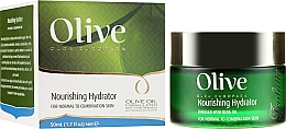 Perfumería y cosmética Crema facial enriquecida con aceite de oliva - Frulatte Olive Oil Nourishing Hydrator